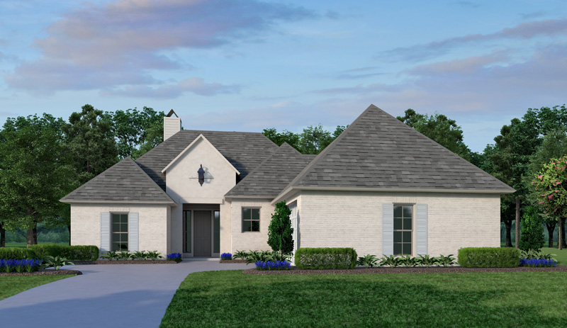 Windstone Floor Plan Rendering