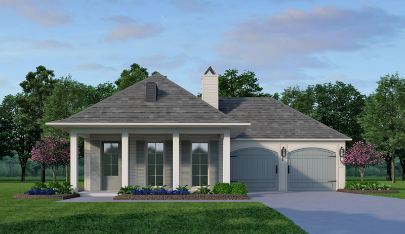 Dursley Floor Plan Rendering 2511