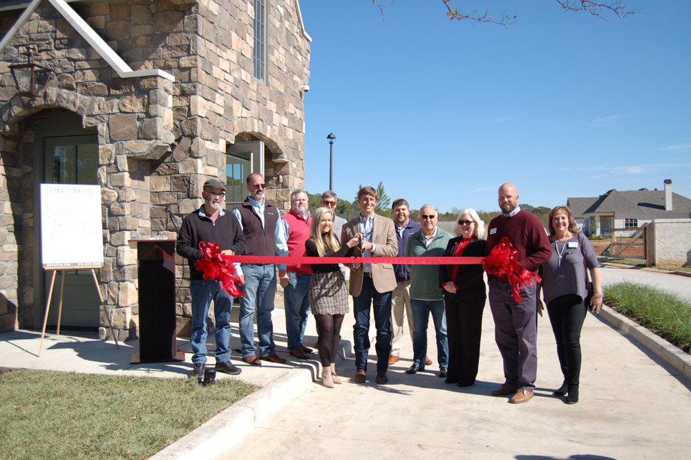 The Grove at Garrett Farm Ribbon Cutting Event