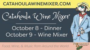 2021 Catahoula Wine Mixer Shreveport