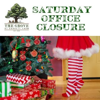 Santa put in a special call for his Grove elves to help him this Saturday, so our office will be closed. But feel free to stop by and take a look around or self tour one of our homes with NterNow. Please call 318-683-0399 if you need us, or we will see you on Sunday from 2-4 pm for Open Houses! #shreveportrealestate #shreveportrealtor #shreveporthomesforsale